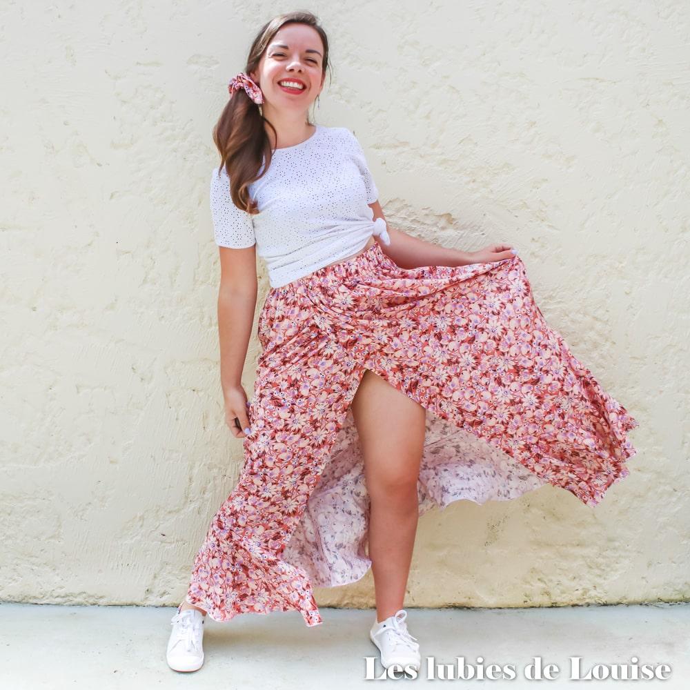 J'adore cette jupe !