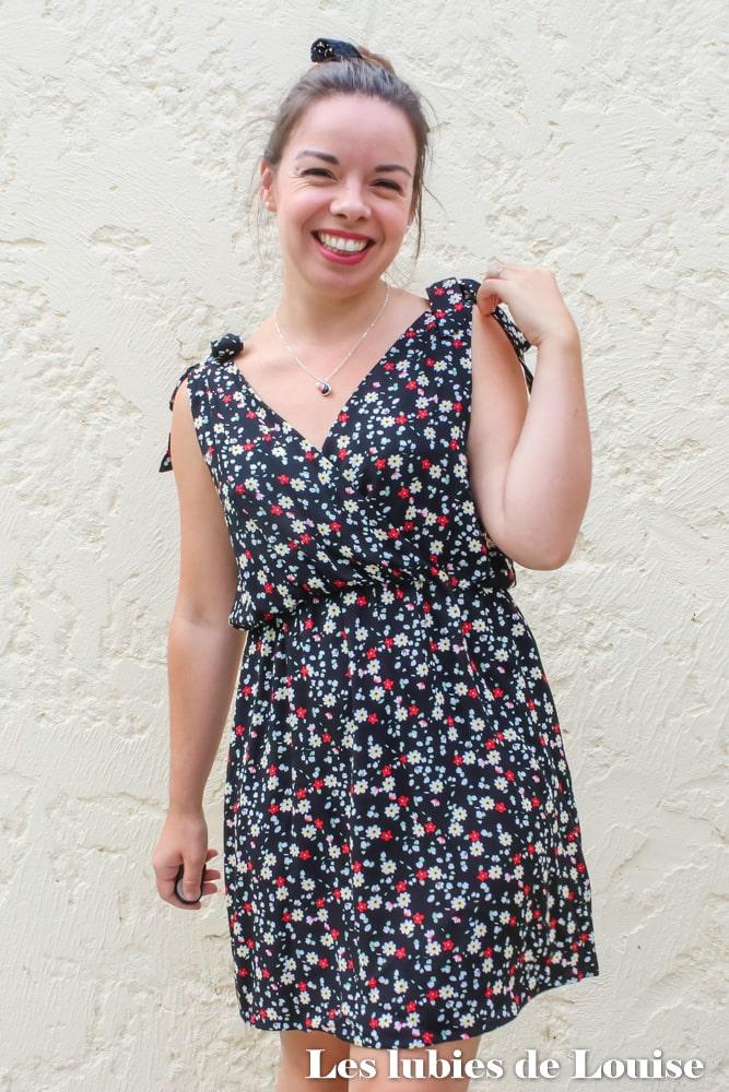 Ma robe super facile à coudre !
