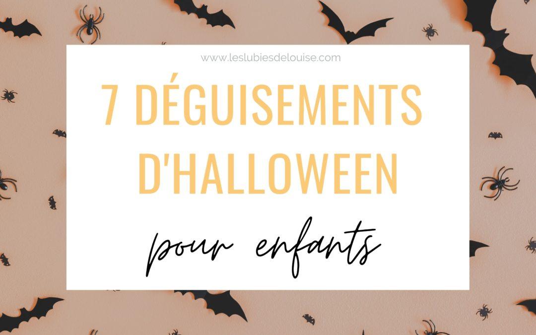7 idées de costumes à coudre pour Halloween